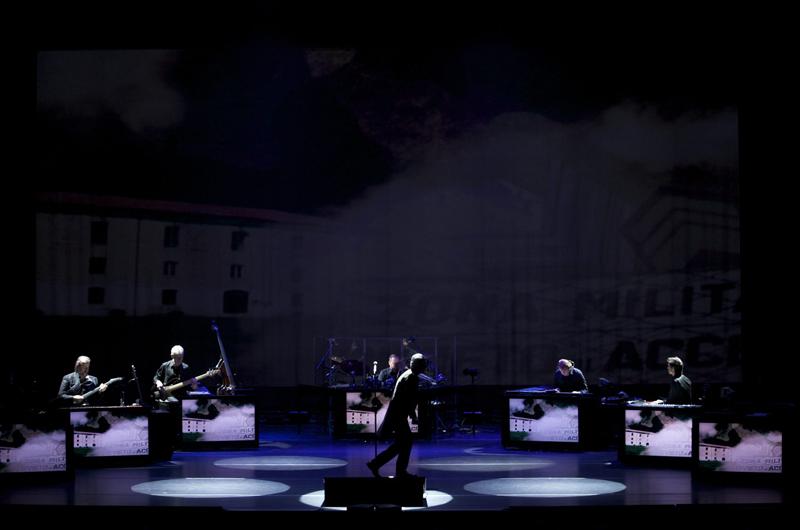 Roma Auditorium 1a serata