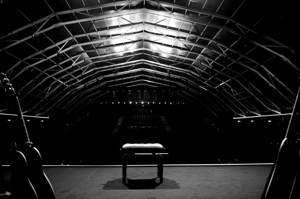 Dieci Dita - Padova - Gran Teatro Geox - Prove
