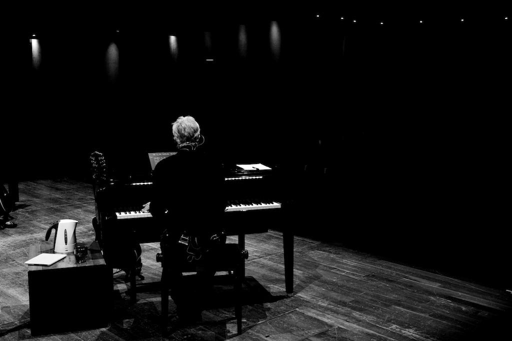 Tour Dieci Dita 2013 - Roma - Auditorium Parco della Musica - (prove)